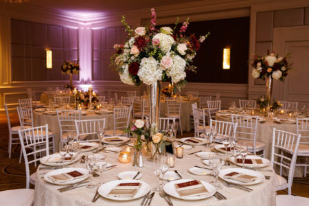 Cleveland, Ritz Carlton, Wedding