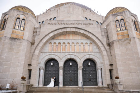 Maltz Performing Arts Center Wedding Photos