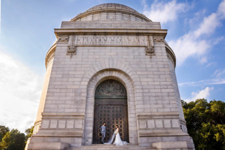McKinley Memorial Wedding Photos